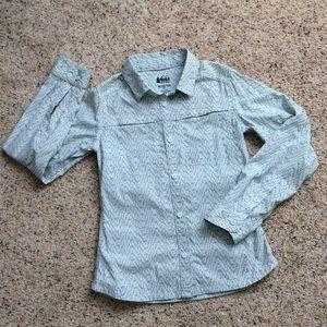 REI COOP Girls Performance Shirt Size M (10-12)